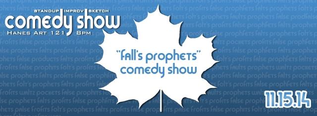 Falls Prophets Comedy Show