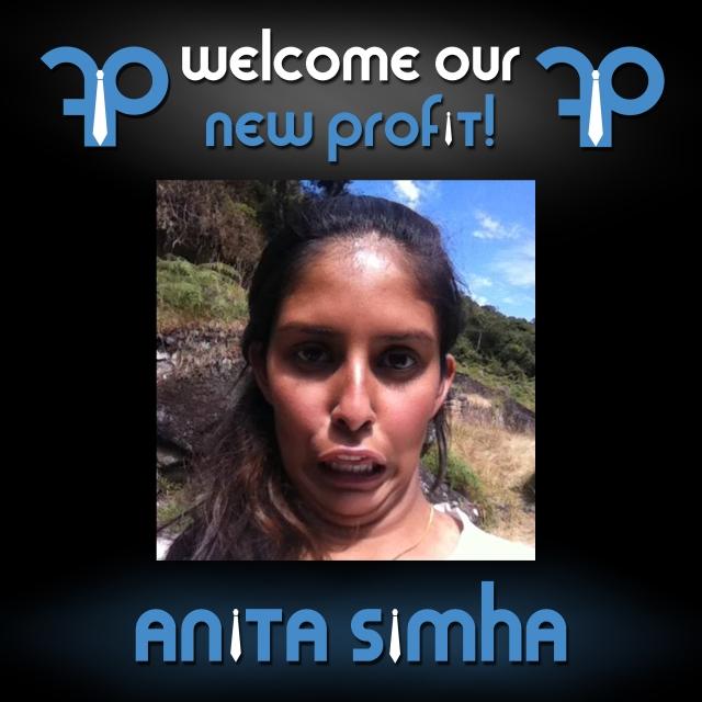 New Profits (Fall 2014 Anita)